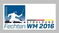 Senioren-Weltmeisterschaft in Stralsund vom 11. bis 16.10.2016