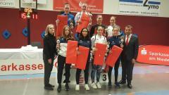Punkte und Pokale für die Deutschen Nachwuchs-Ranglisten