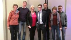 Delegiertenversammlung des Hamburger Fecht-Verbands