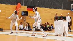 Hamburger Fechterinnen punkten auf Deutschen Ranglisten