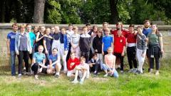 Jugendfahrt der Hamburger Fechterjugend